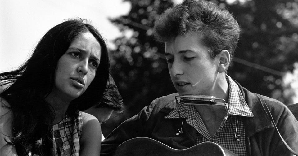 Conhecer Bob Dylan. O músico e o poeta.